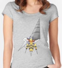 Mega Heaven Piercing Giga Beedrill Women's Fitted Scoop T-Shirt