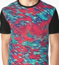 Color streams Graphic T-Shirt