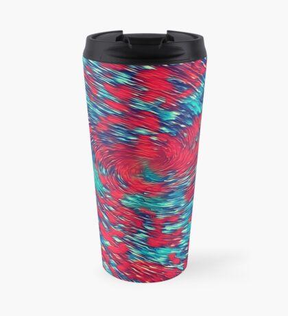 Color streams Travel Mug