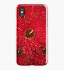 Beautiful Australian Native Eucalyptus Flowers iPhone Case/Skin