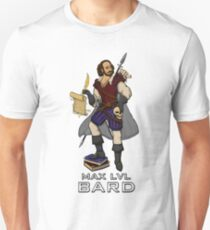 Shakespeare - The Original RPG Bard T-Shirt