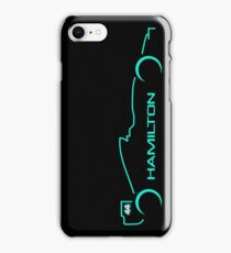 Lewis Hamilton W07 Phone 1A iPhone Case/Skin
