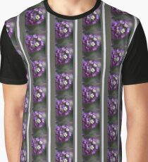 Flower Ball Graphic T-Shirt