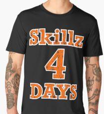 Skillz 4 Days Men's Premium T-Shirt