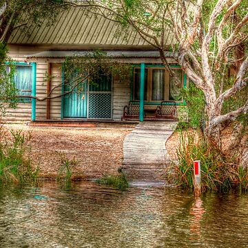 Hut on the Donnelly River, Nr Pemberton, Western Australia by decoaddict