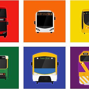 Transport Pride by msheldrick