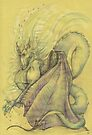 Dragon by Anthropolog