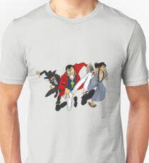 Lupin Jigen Goemon T-Shirt