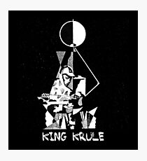 king krule Photographic Print