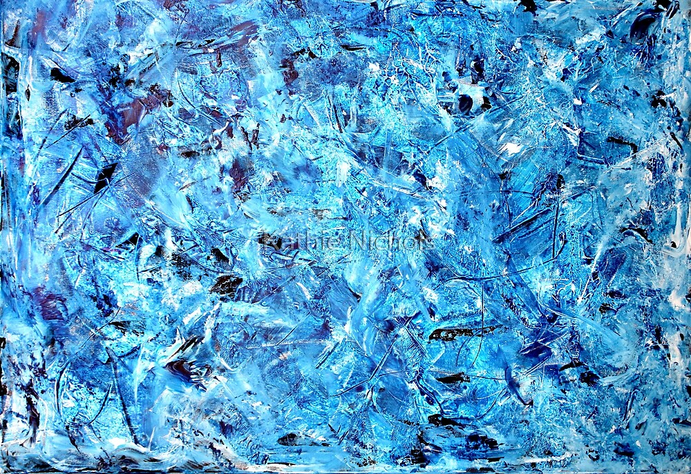 Breaking Blue by Kathie Nichols