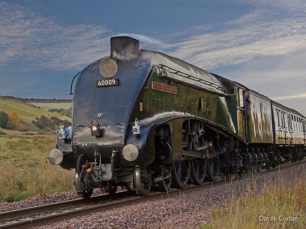 Union of South Africa steam engine by Derek Corner