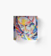 La Pieta inspirée de Michel-Ange Artpainting Acrylic Block