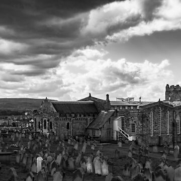 Clouds over Whitby by DerekCorner