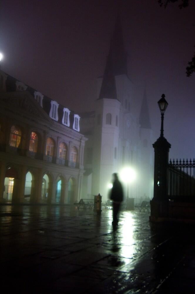Ghost by Glenn Barnett