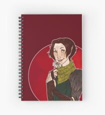 A daisy for Daisy Spiral Notebook