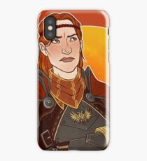 Captain of the Guard iPhone Case