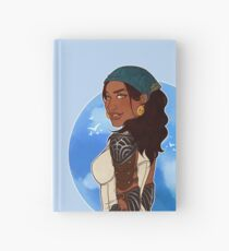 Queen of the Eastern Seas Hardcover Journal