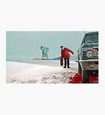 Fargo: The Loser Photographic Print