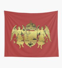 Austria Hungary Wall Tapestry