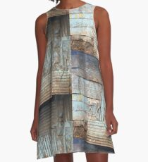 Wall no.27 A-Line Dress