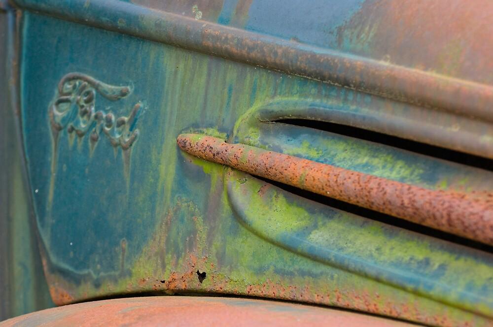 Ford Truck by Glenn Barnett