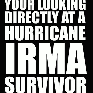 Your Looking at a Hurricane Irma Survivor by caoorang
