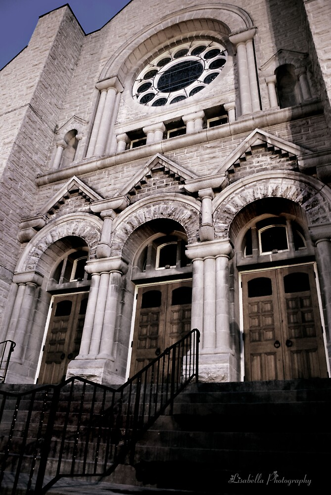Holy Angels Cathedral. St. Thomas, Ontario by lisabella