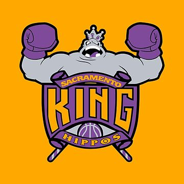 Sacramento King Hippos by JamesRodriguez