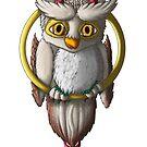 Owlgons: Autumn Season (Plain Background) by MeaKitty