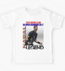 Rafael Nadal The Legend  Kids Clothes