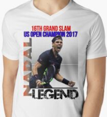 Rafael Nadal The Legend  T-Shirt