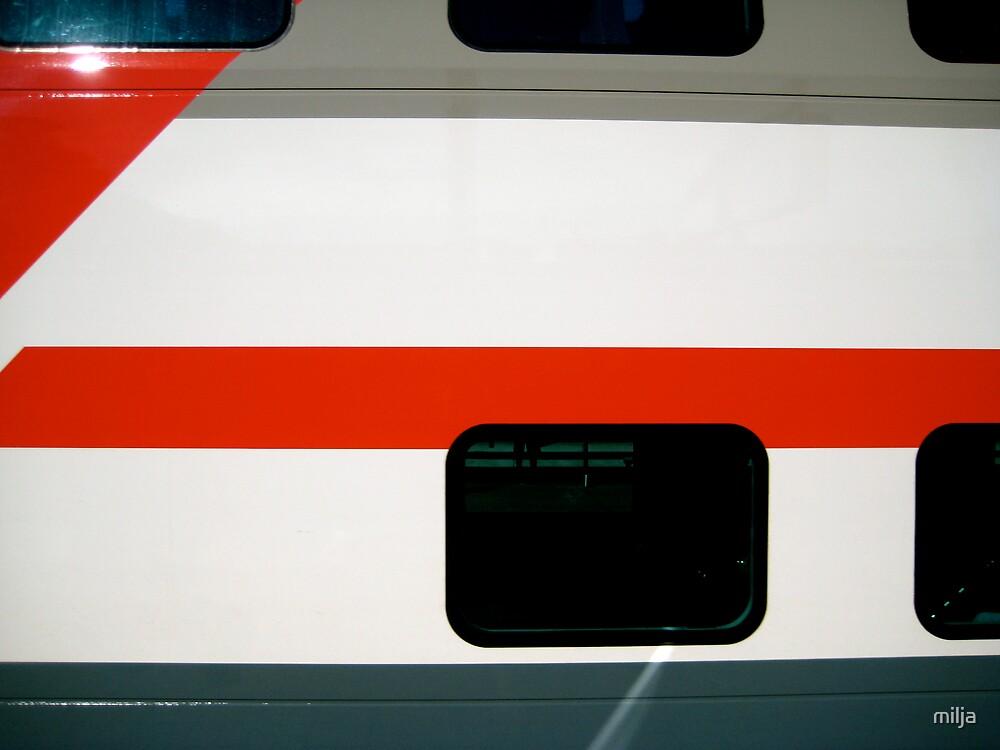 train by milja