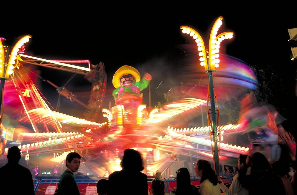Carnival II by Glenn Barnett
