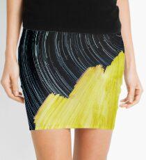 Night long exposure Mini Skirt