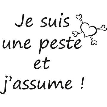 je suis une Peste ! by william2a
