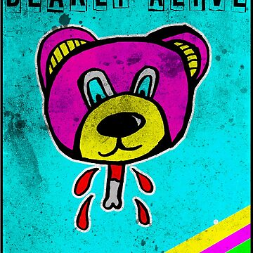 Bearly Alive by AlcatrazGraphic
