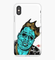 Infected Notorius B.I.G. / Zombie Biggie / Big Papa iPhone Case/Skin
