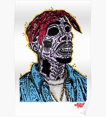 2Pac Infected  Poster