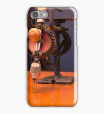 Made In USA Vintage Manual Hand Tools iPhone Case/Skin
