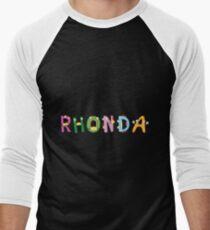 Rhonda Men's Baseball ¾ T-Shirt