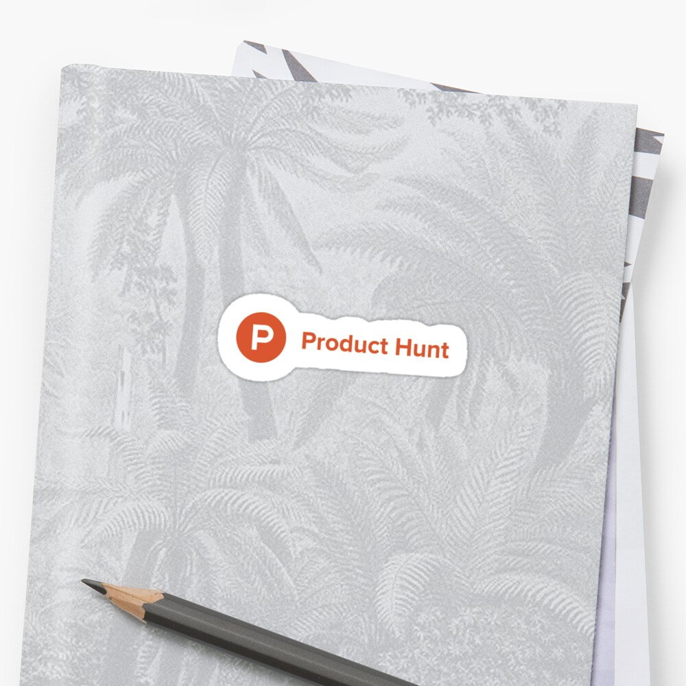 Product Hunt Sticker