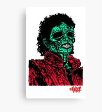 Thriller Infected  Canvas Print
