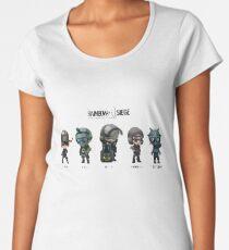 Group Rainbow Women's Premium T-Shirt