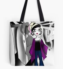 Lily Ivy Sharnterelle   Tote Bag