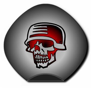 night soldier.Dark Halloween by daydeal