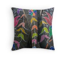 Booty Beauty - Throw Pillow by Glen Allison