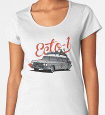 ECTO-1 - GHOSTBUSTERS´S CAR Women's Premium T-Shirt