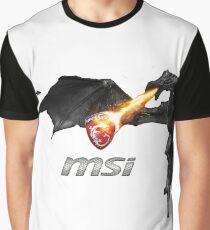 MSI Logo Graphic T-Shirt
