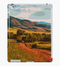 Rural Landscape iPad Case/Skin