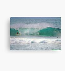 Front and Backdoors Canvas Print